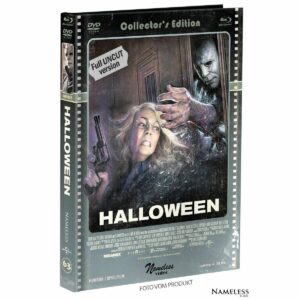 HALLOWEEN 2018 – COVER C – RETRO