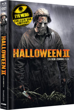 Rob Zombies`s Halloween 2 Cover D Limitiert auf 333