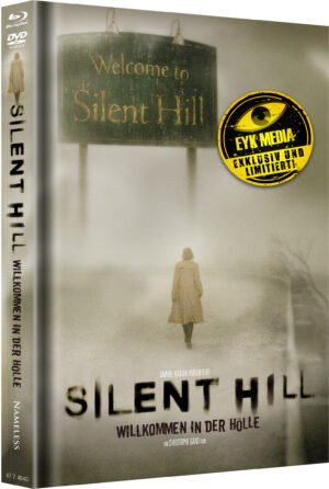 SILENT HILL – MEDIABOOK – COVER A – ORIGINAL