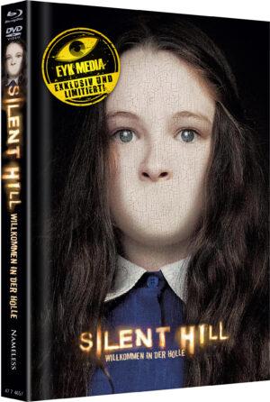 SILENT HILL – MEDIABOOK – COVER B – GESICHT