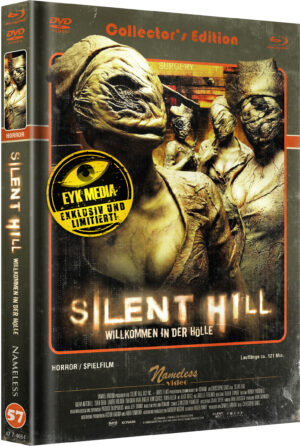 SILENT HILL – MEDIABOOK – COVER C – RETRO