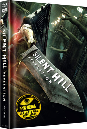 SILENT HILL REVELATION – MEDIABOOK – COVER A – ORIGINAL