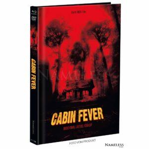 CABIN FEVER 1 – ORIGINAL – MEDIABOOK