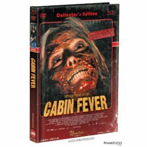 CABIN FEVER 1 – RETRO – MEDIABOOK