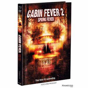 CABIN FEVER 2 – ORIGINAL – MEDIABOOK