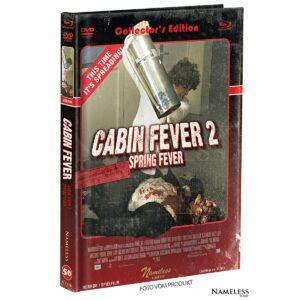 CABIN FEVER 2 – RETRO – MEDIABOOK