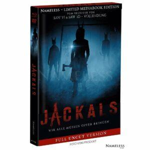 JACKALS – COVER A – ORIGINAL – MEDIABOOK