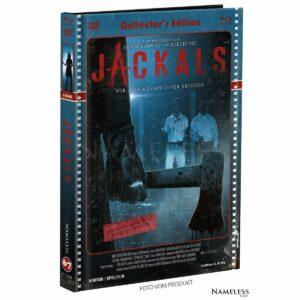 JACKALS – COVER C – RETRO – MEDIABOOK