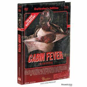 CABIN FEVER 4 – RETRO – MEDIABOOK