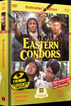 EASTERN CONDORS MEDIABOOK COVER C 333