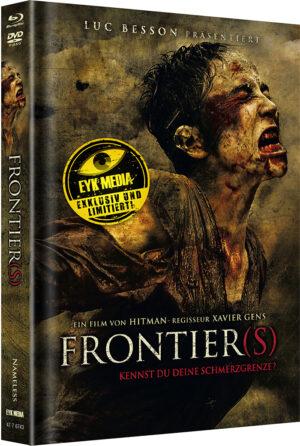 FRONTIERS MEDIABOOK COVER A