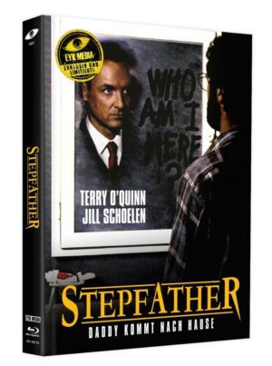 STEPFATHER MEDIABOOK COVER A
