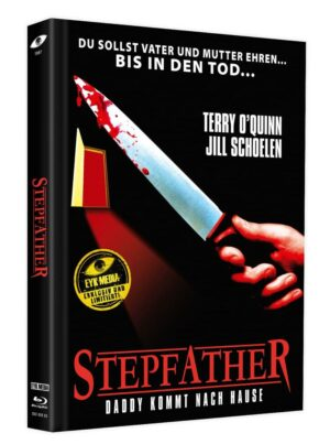 STEPFATHER MEDIABOOK COVER B