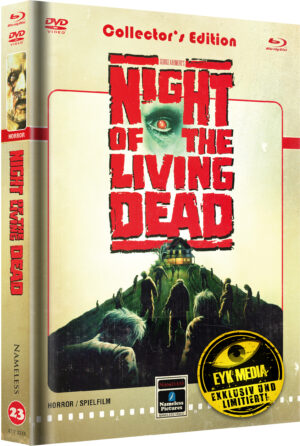 NIGHT OF THE LIVING DEAD MEDIABOOK COVER D