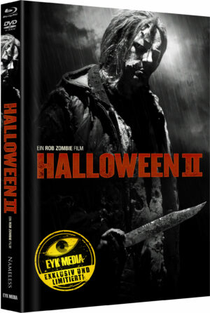 Rob Zombies`s Halloween 2 Cover E Limitiert auf 400