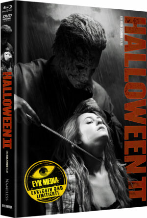 Rob Zombies`s Halloween 2 Cover F Limitiert auf 400