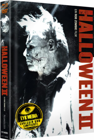 Rob Zombies`s Halloween 2 Cover G Limitiert auf 500