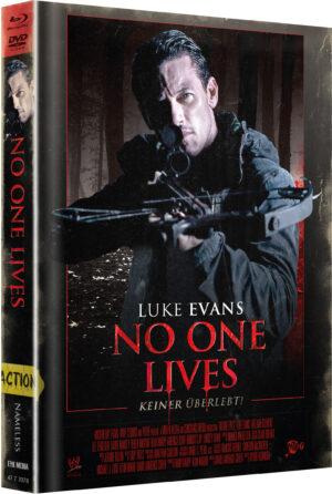 NO ONE LIVES MEDIABOOK COVER C