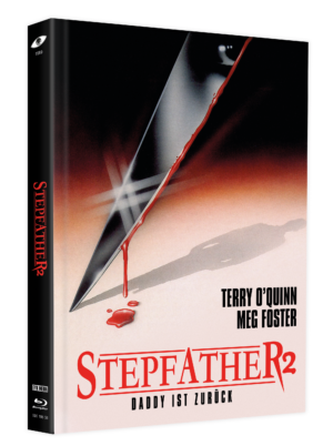 STEPFATHER 2 MEDIABOOK COVER A