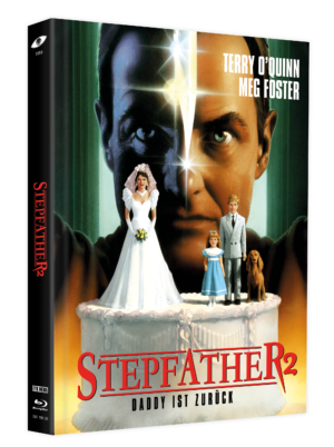 STEPFATHER 2 MEDIABOOK COVER B