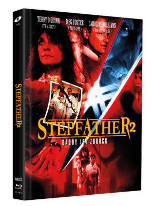 STEPFATHER 2 MEDIABOOK COVER C
