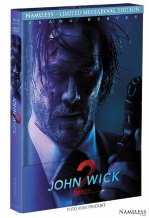 JOHN WICK 2 MEDIABOOK COVER B