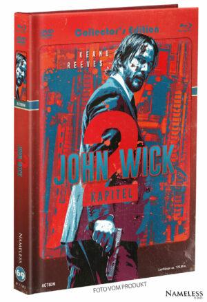 JOHN WICK 2 MEDIABOOK COVER C