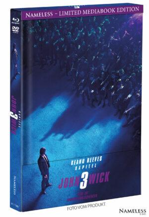 JOHN WICK 3 MEDIABOOK COVER A