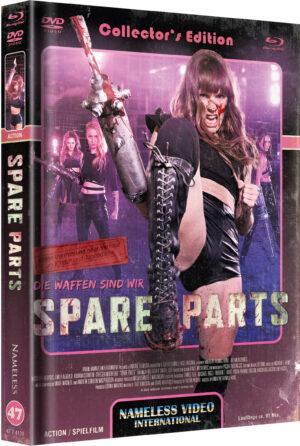 SPARE PARTS MEDIABOOK COVER C