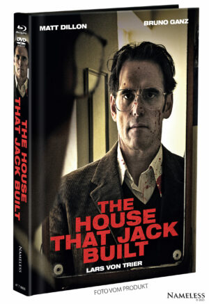 THE HOUSE THAT JACK BUILTS MEDIABOOK COVER B