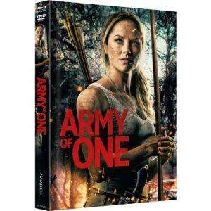 ARMY OF ONE – COVER A – ORIGINAL