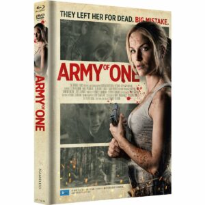 ARMY OF ONE – COVER B – WHITE