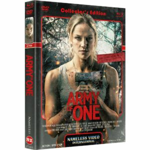 ARMY OF ONE – COVER C – RETRO