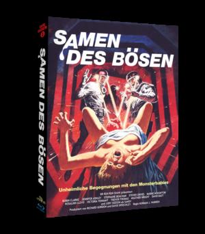 Samen des Bösen – Mediabook – Cover A Blu Ray