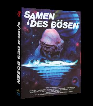 Samen des Bösen – Mediabook – Cover B [Blu-ray]