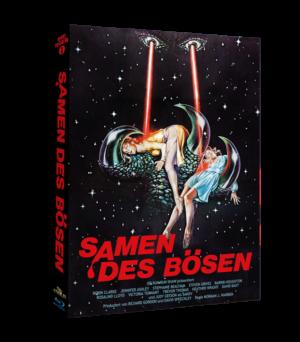 Samen des Bösen – Mediabook – Cover C [Blu-ray]