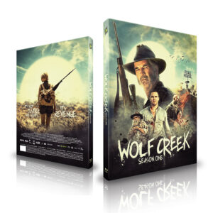 Wolf Creek – Staffel 1 – Limited Mediabook – Cover B [Blu-ray]