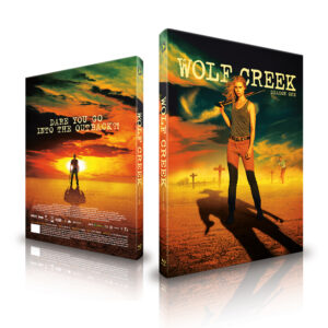 Wolf Creek – Staffel 1 – Limited Mediabook – Cover C [Blu-ray]