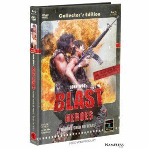BLAST HEROES – COVER C – RETRO