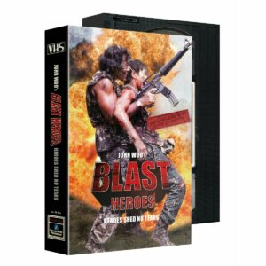 Blast Heroes – SCHUBER VHS EDITION