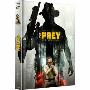 THE PREY – COVER A – ORIGINAL