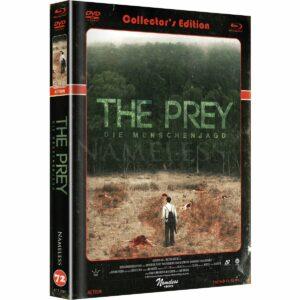 THE PREY – COVER C – RETRO